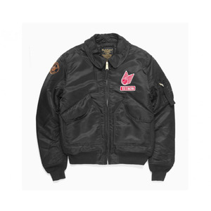 CWU FLIGHT JACKET BLACK